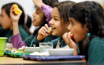 Good Food Purchasing Program at Escondido Union School District